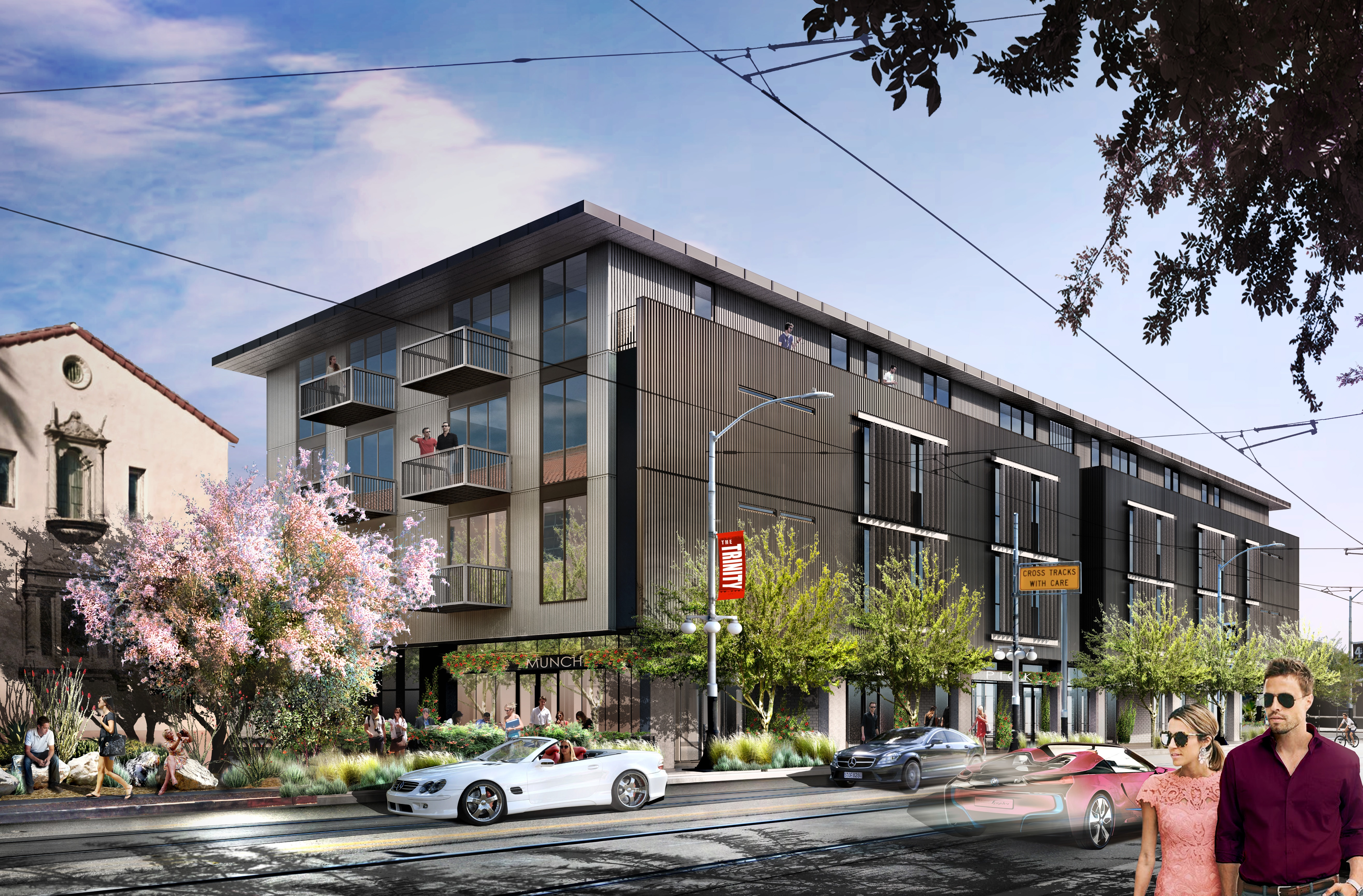 New 7 Story Mixed Use Development Proposal For 4th Avenue