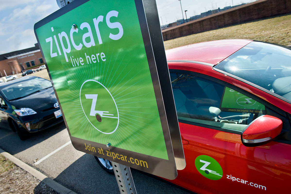 zipcar car sharing comes to downtown tucson for pilot program. Black Bedroom Furniture Sets. Home Design Ideas