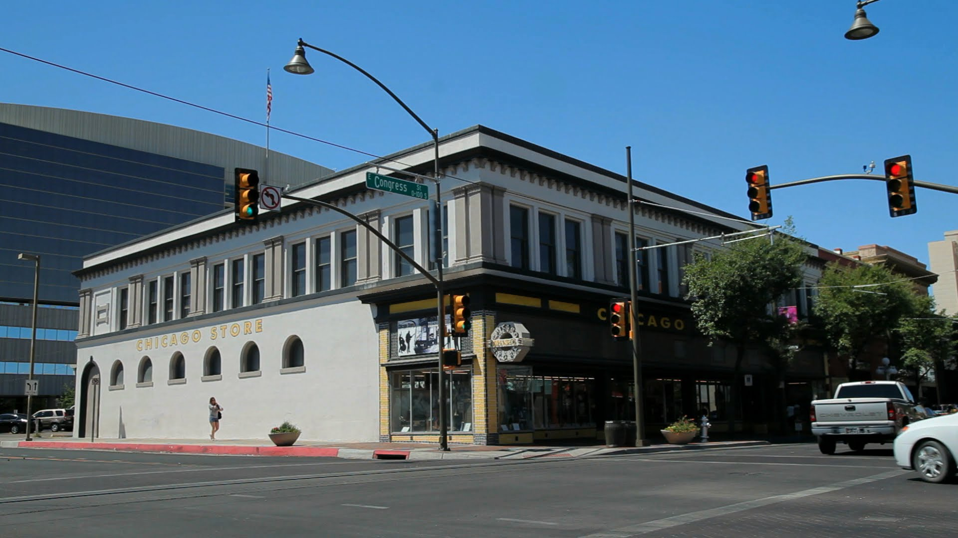 chicago music store selling it s downtown building tibo tucson improvement blog. Black Bedroom Furniture Sets. Home Design Ideas